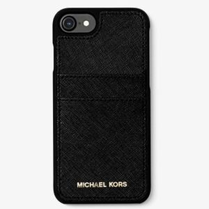 KORS Saffiano Leather Phone Case For iPhone7/8